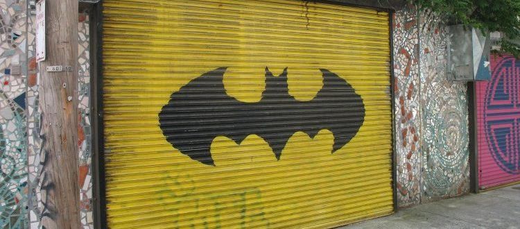 Batman storage