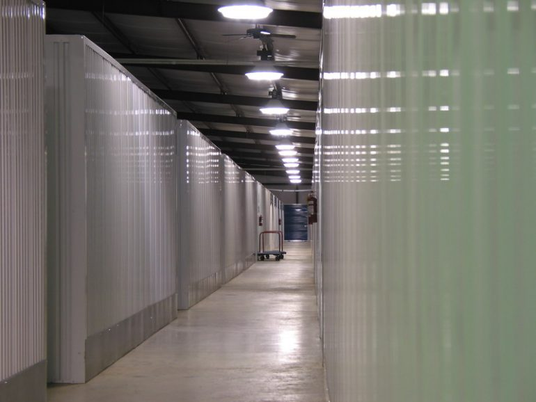 our storage units are safe and secure