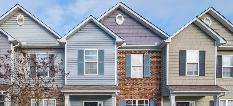 Houses that movers Morton Grove IL can help you move into.