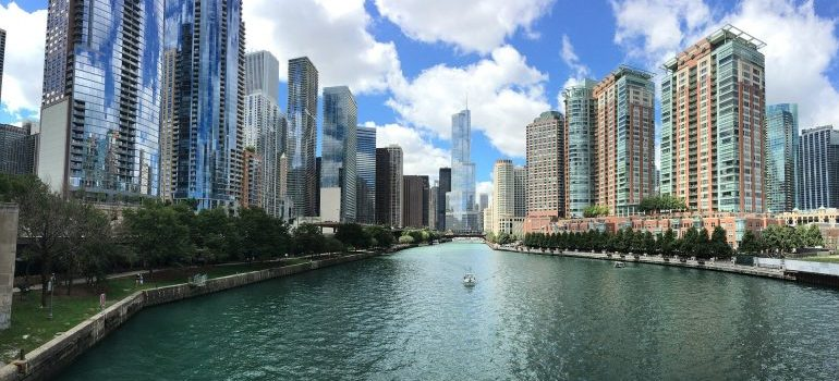 Chicago River gave name to Northbrook!