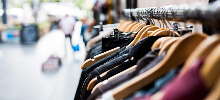 clothes - supplies to use when packing for storage