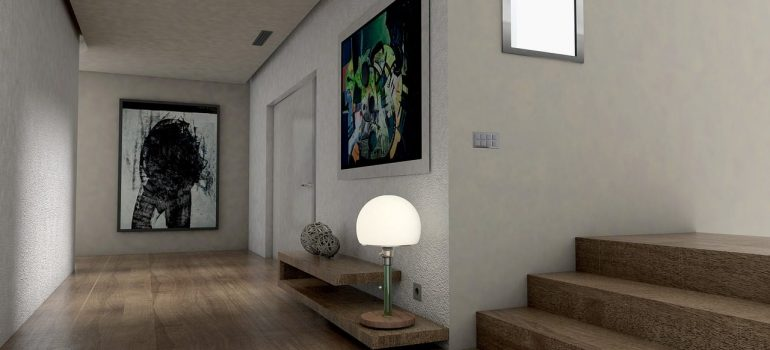 an interior of a house as an important part when you inspect your Park Ridge house