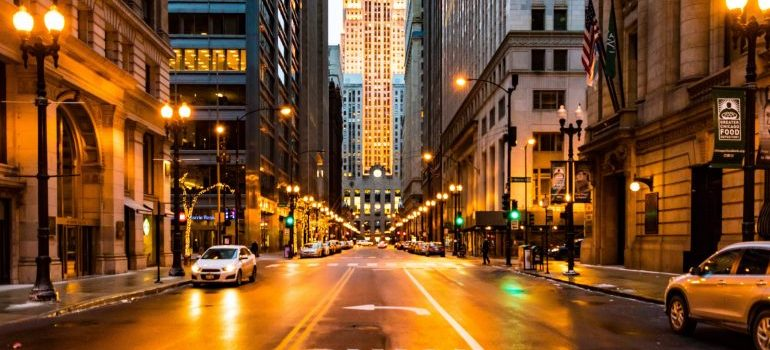 Downtown is not among the top Chicago neighborhoods for young professionals