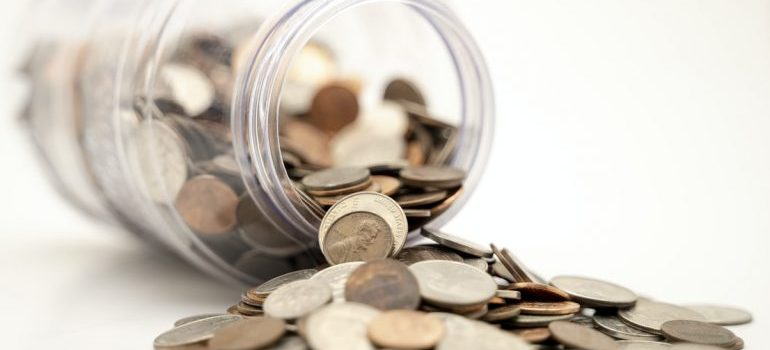 A jar of money for your second home in Lincolnwood